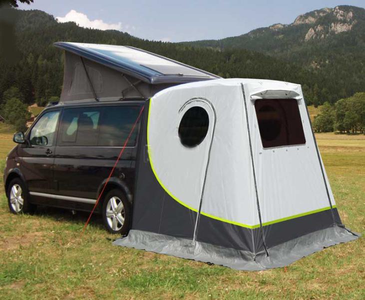 heckzelt upgrade 2 optimal f r ihren vw t5 und t6 von reimo tent. Black Bedroom Furniture Sets. Home Design Ideas