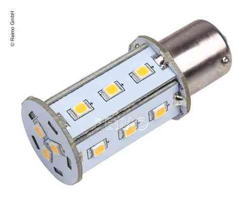 LED - BA15S - 10 SMD - 30 V - 2,5 Watt - 220 Lumen