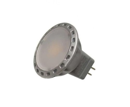 SMD LED - warmweiß - MR11 - GU 4 - 10 bis 30 V - 2,5 Watt - 140 Lumen